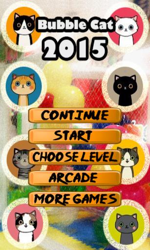 Bubble Cat 2015