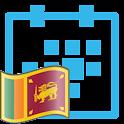 Ceylon Calendar-Sri Lanka 2017 icon