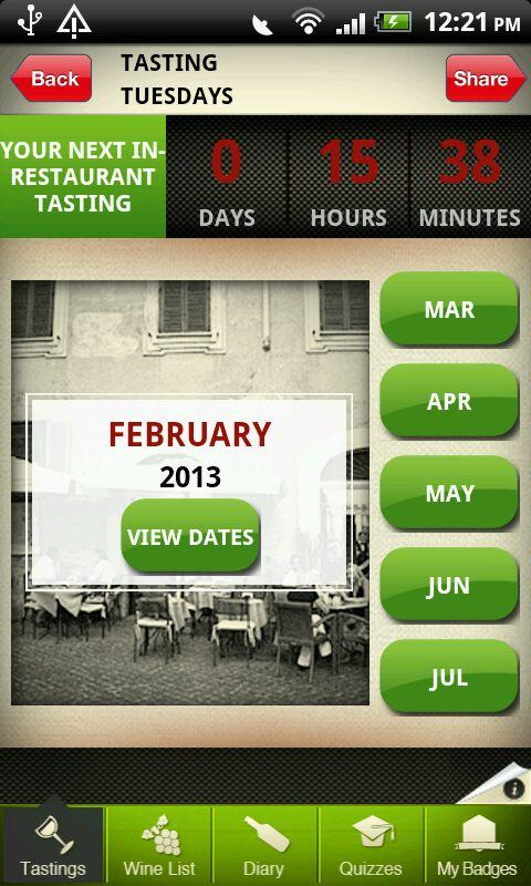 Carrabba's Uncorked- screenshot