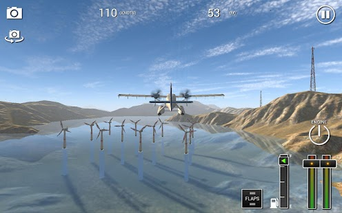 Sea Plane 3D Flight Sim- screenshot thumbnail