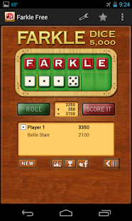 Farkle Dice - Free- screenshot thumbnail