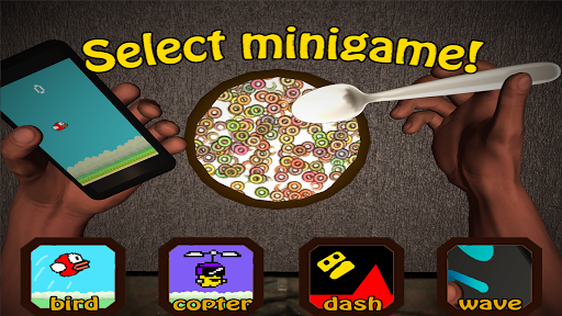 Breakfast Simulator Pro