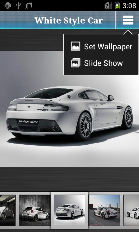 Car HD Gallery - screenshot