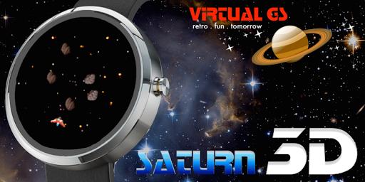 SATURN 3D(手錶遊戲)