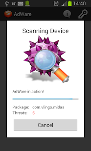 AdWare - screenshot thumbnail