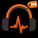 Sensitive Music Player Pro icon