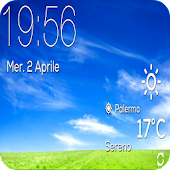 Galaxy S5 Zooper Widget