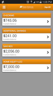 Nassau Financial- screenshot thumbnail