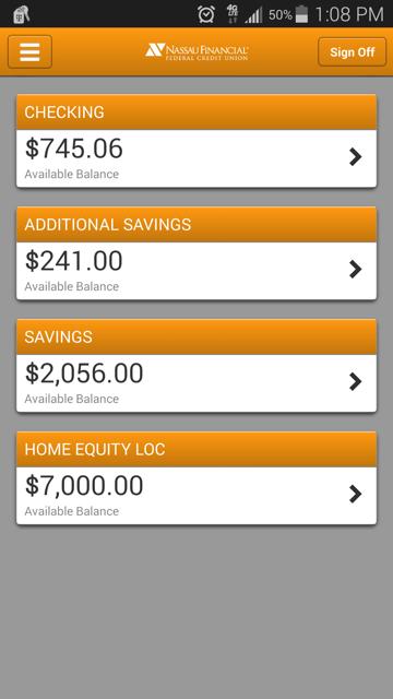 Nassau Financial- screenshot