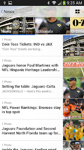 Jacksonville Jaguars - screenshot thumbnail