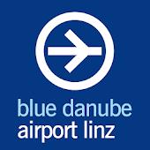 blue danube airport Linz