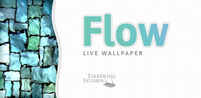 Flow Live Wallpaper apk