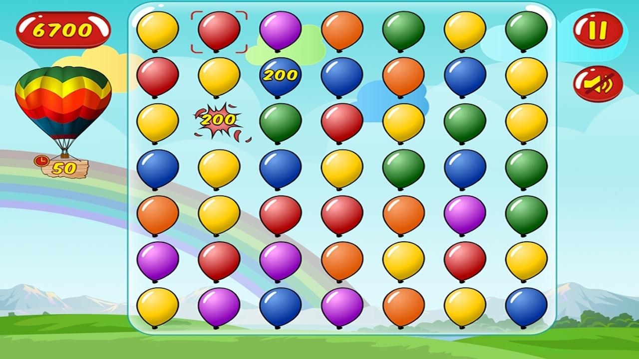 Crazy Balloon War - screenshot