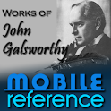 Works of John Galsworthy logo