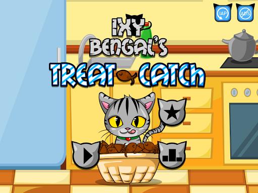 Ixy Bengal's Treat Catch