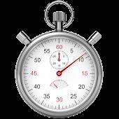 Santa Stopwatch App