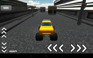 Screenshot of Hill Truck Rally 3D