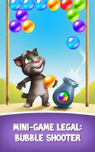 Meu Talking Tom: miniatura da captura de tela