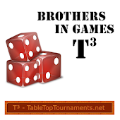 Brothers In Games TTracker