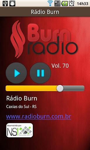 Rádio Burn