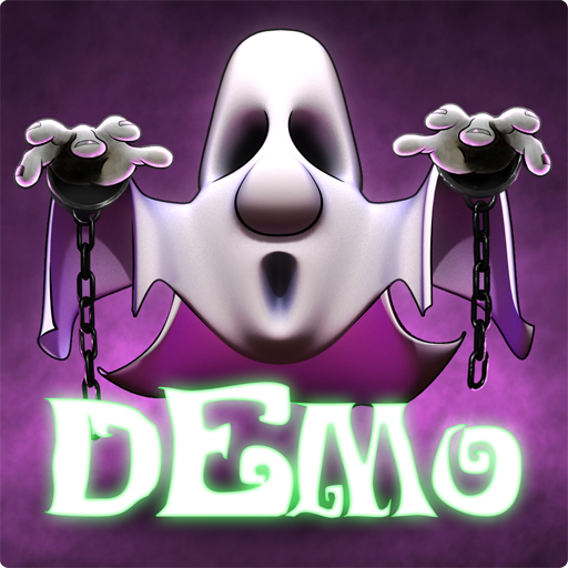 The Spookening Demo LOGO-APP點子