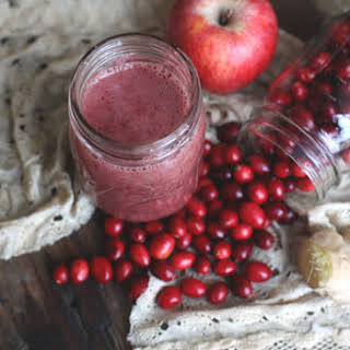 Thanksgiving Detox Smoothie.