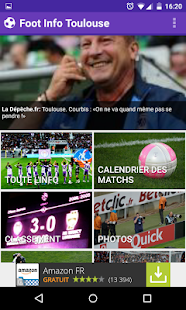 Foot Info Toulouse- screenshot thumbnail