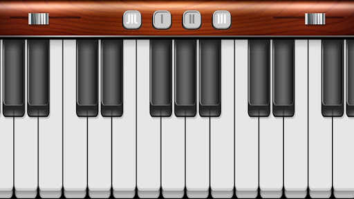 Real Piano 2015 multi touch