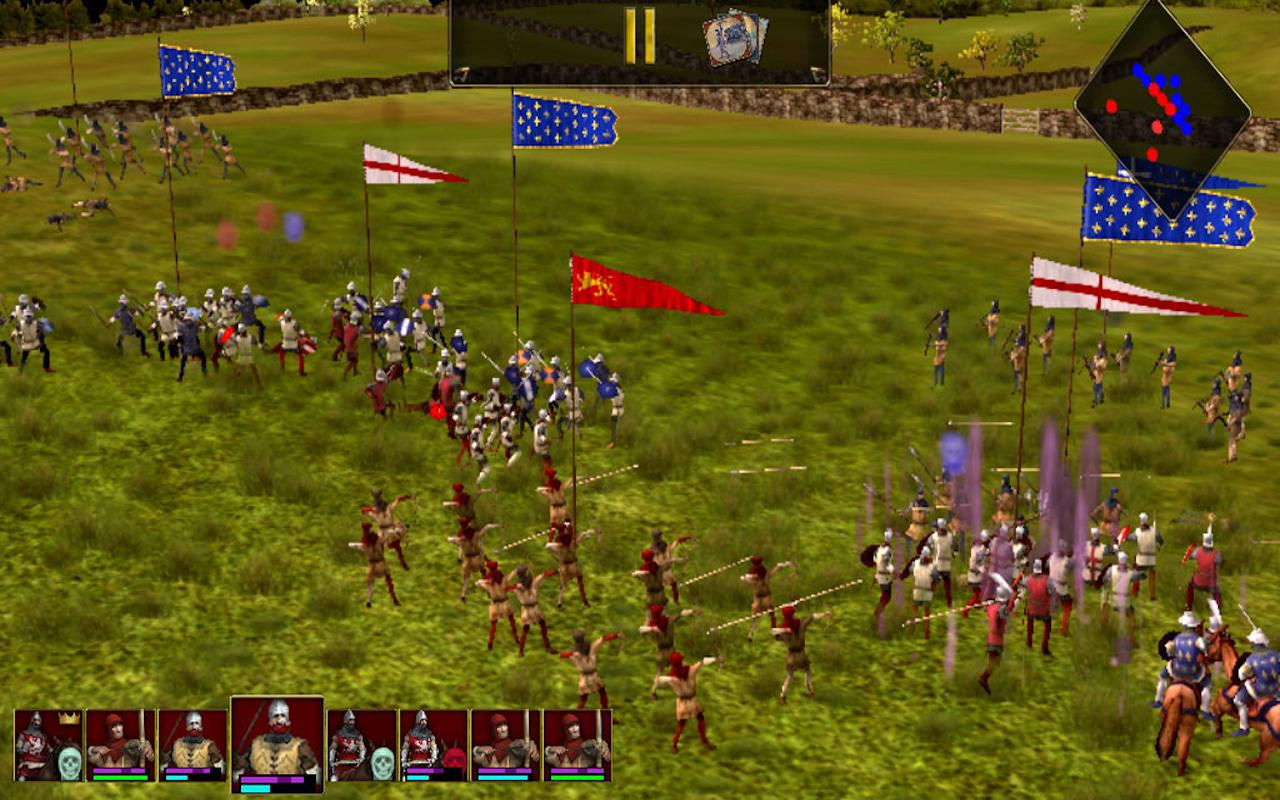 Great Battles Medieval- screenshot