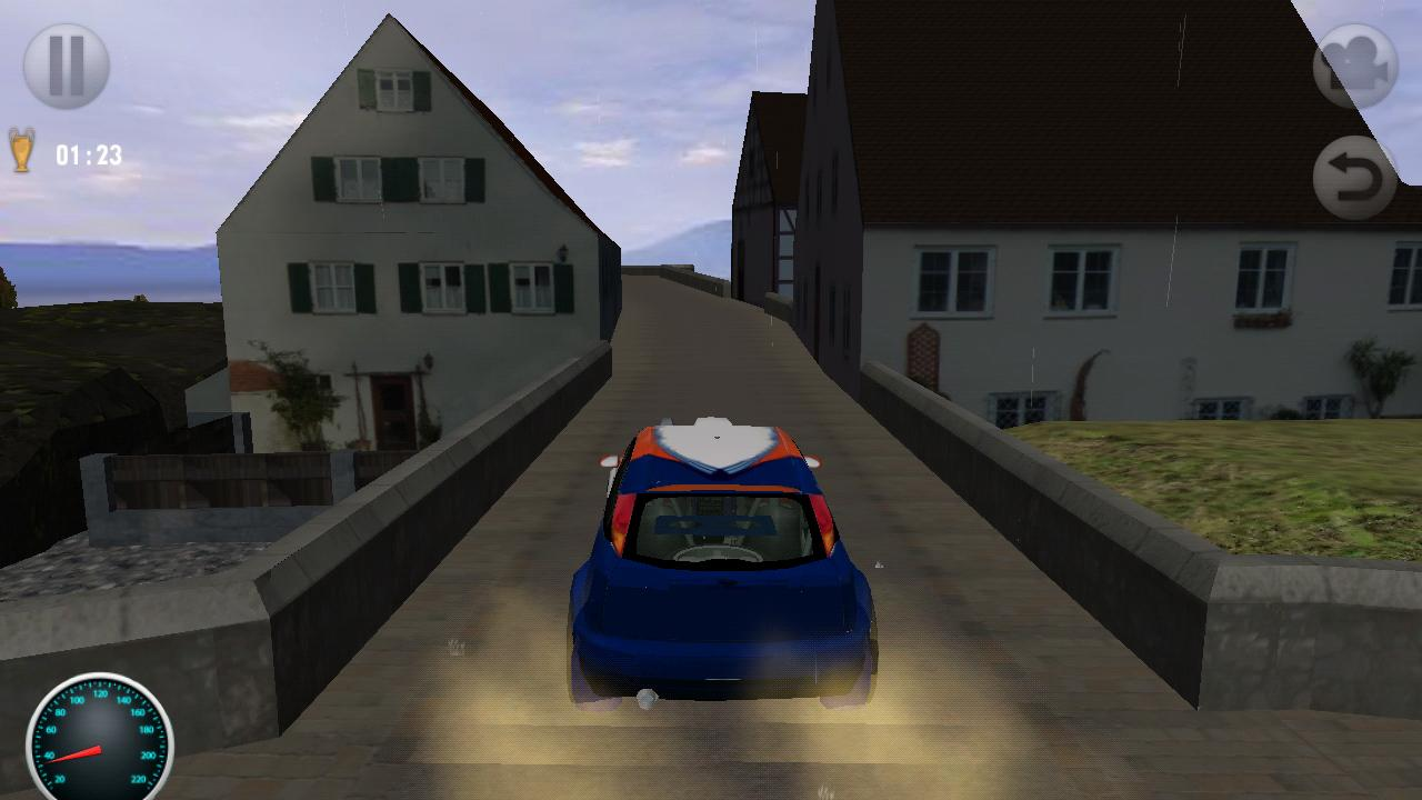 World Rally Racing - screenshot
