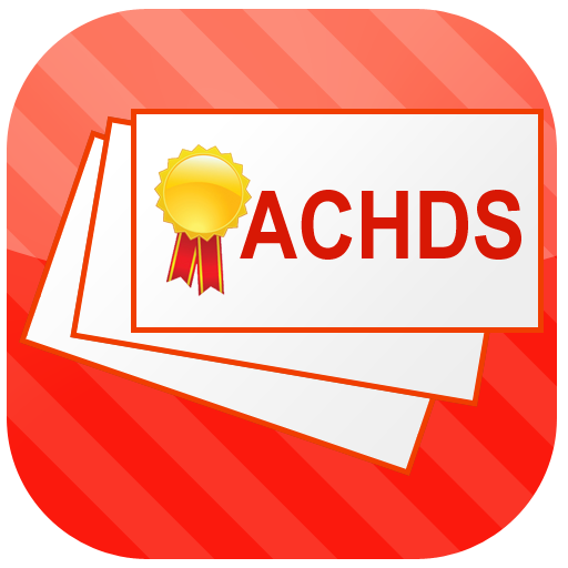 ACHDS Flashcards 教育 App LOGO-APP開箱王