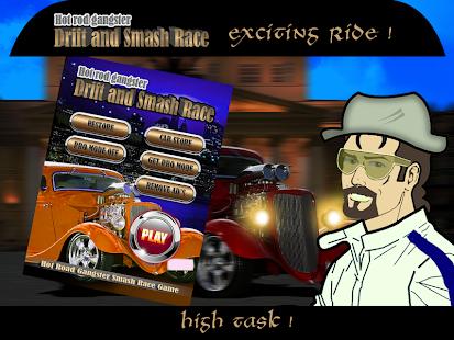 Hot Gangster - Drift and Smash