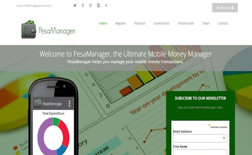 Pesa Manager- screenshot thumbnail