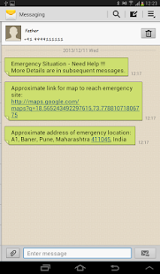 Emergency Notifier- screenshot thumbnail