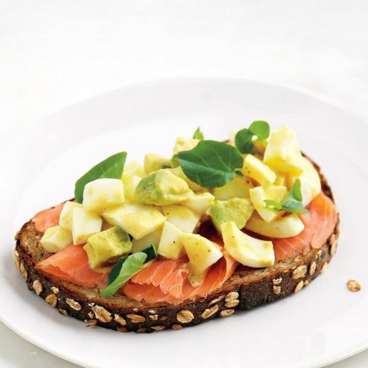 Breakfast Egg Salad Recipe