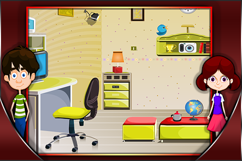 Escape From Deluxe Room - screenshot