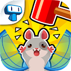 Hamster Rescue -  Whack The Pet Rat Ball! icon