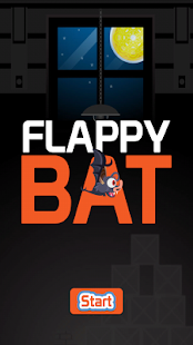 Flappy Biting Bat screenshot