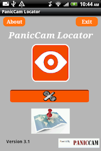 PanicCam Locator- screenshot thumbnail