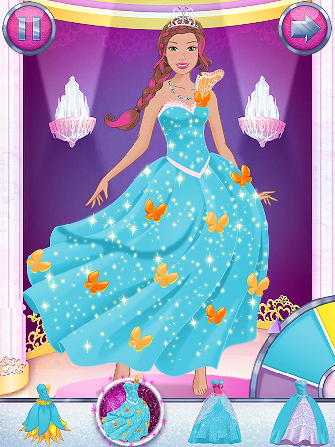 barbie moda mágica -disfrázate - aplicaciones android en google play