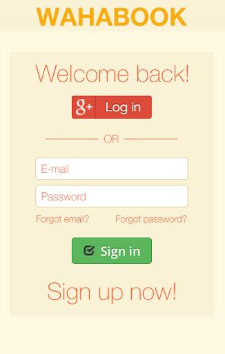 WAHABOOK 와하북 회계 어플