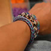 How To Rubber Band Bracelets