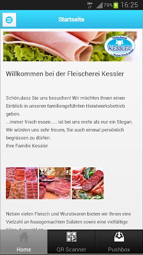 Fleischerei Kessler