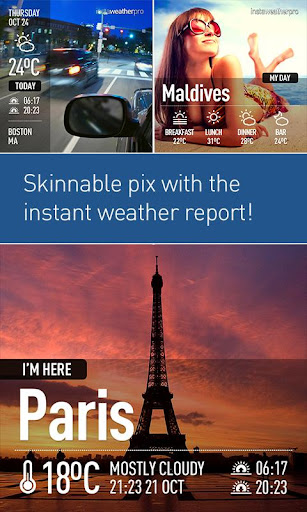 InstaWeather Pro v2.0.2 Apk Zippy