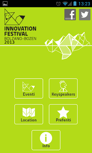 Innovation Festival Bolzano