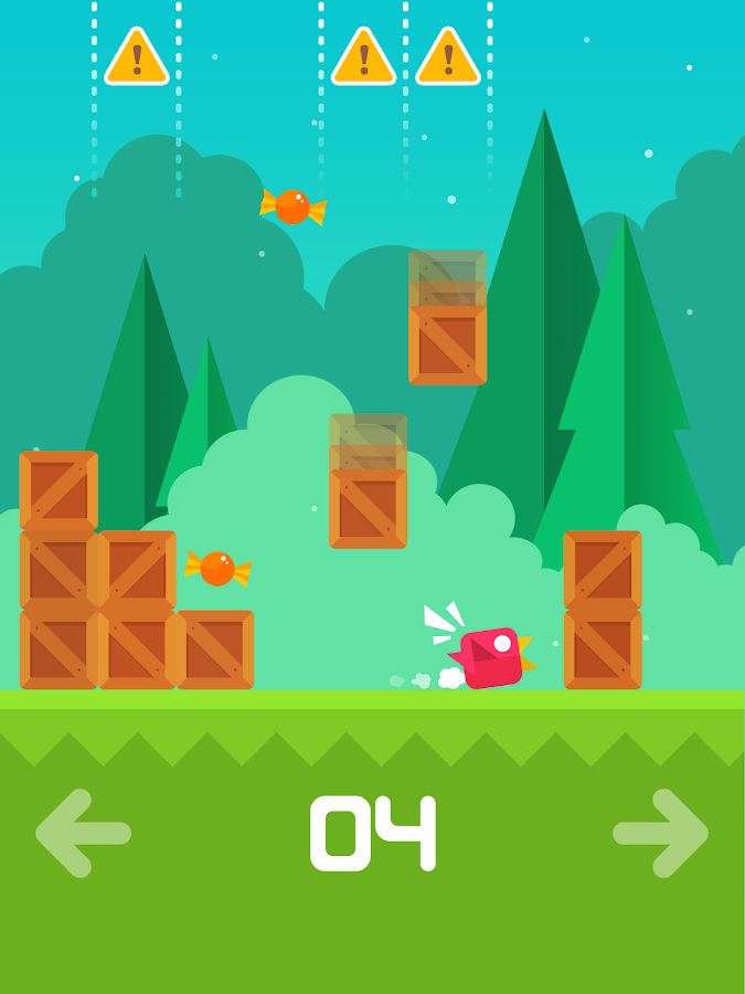 Run Bird Run- screenshot