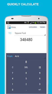 Simple Unit Converter- screenshot thumbnail