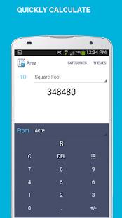 Simple Unit Converter - screenshot thumbnail