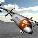 Flight Simulator 3D logo