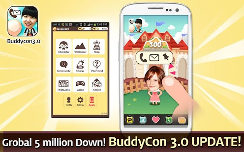 BuddyCon 3.0 - screenshot thumbnail